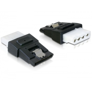 Adapter Molex 4 pin (F) -SATA 15 pin (F)