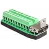 HDMI (F) - Terminal Block 20pin