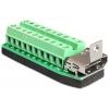 HDMI (F) - Terminal Block 20pin