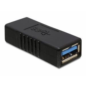 Üleminek USB 3.0-A (F) - USB 3.0 (F)