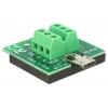 Micro USB (M) - Terminal Block 6pin