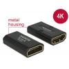 Adapter HDMI (F) - (F), 3840x2160@30Hz, 4K