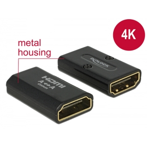 Adapter HDMI (F) - (F), 4K@30Hz, must