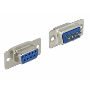 Sub-D 9pin (F) konnektor