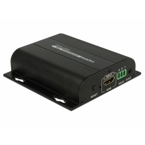 HDMI pikendaja läbi CAT5e/6 1080p, kuni 100m, läbi IP kuni 200m (saatja)