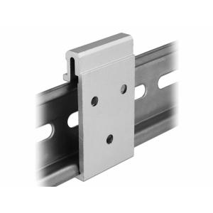 Kinnitus DIN-latile, 48.1x27.0x9.2mm, alumiiniumist,
