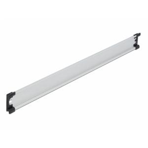 DIN liist, 500 x 35 x 7,5mm, otstega, alumiinium