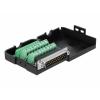 Konverter USB-C (M) - DVI-I Dual Link (F) 0.2m, valge, 1080p@60Hz