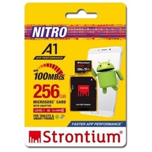 Mälukaart 256GB micro SDXC A1, Class10 ...