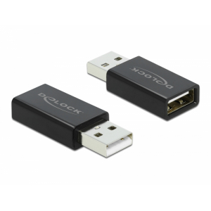 USB andmeside blokeerija, must