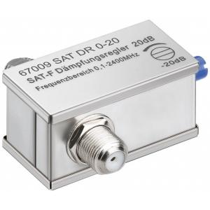 Reguleeritav atenuaator 0 dB - 20 dB