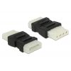 Adapter Molex 4 pin (M) - Molex 4 pin (F)