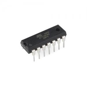 8bit AVR Microcontroller, 20MHz, 512 B, 8 kB Flash