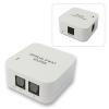 TosLink Digital Optical Audio Splitter, 2 porti