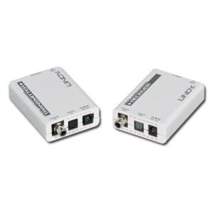 SPDIF ja Toslink pikendaja läbi CAT5e/CAT6 kuni 150.0m, USB toide