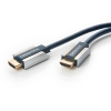 HDMI kaabel 0.5m, kullatud, SPC, 4x varjega, 2160p