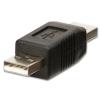 Adapter USB 2.0 A (M) - A (M)