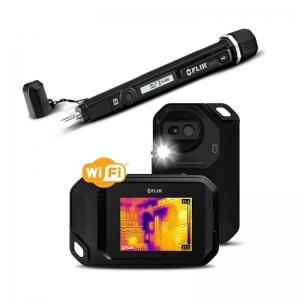 Kompaktne termokaamera C3 + Niiskusemõ�...