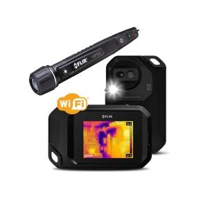 Kompaktne termokaamera C3 + Kontaktivaba...