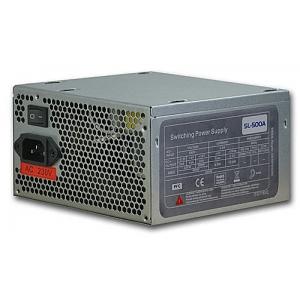Arvuti toiteplokk, 500W, 19dB, 20+4 ATX