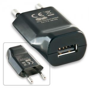 USB laadija, 100 - 240V > 5V 1200mA
