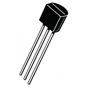 PNP Transistor 25V 1.5A TO-92