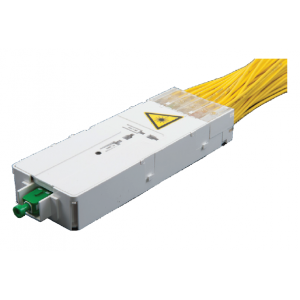 Splitteri moodul 1:2 LC/APC 1.8m pigtail OCM8-SP112LLG-20DB