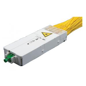 Splitteri moodul 1:16 LC/APC 1.8m pigtail OCM8-SP11GLLG-20DB