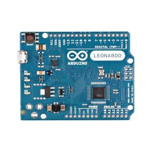 Arduino Leonardo, konnektoriteta