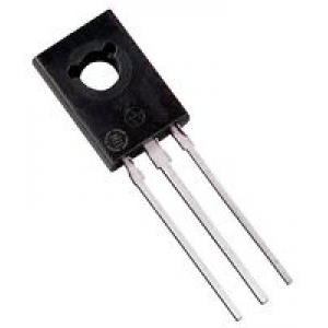 PNP Transistor 80V 3A 12.5W TO-225AA