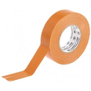 Isoleerpael oranž 19mm x 20m x 0,15mm Temflex