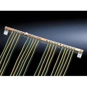 Maanduskomplekt kapile 2000x800x1000 (kaablid ja vasklatt koos isolaatoritega)