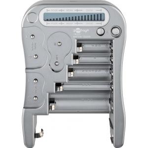Patareitester LCD-ga