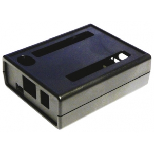 Black Enclosure For Use With BeagleBone