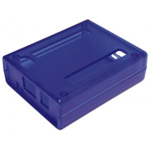 Blue Enclosure For Use With BeagleBone