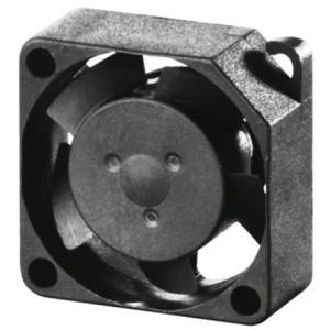 DC Axial Fan, 40 x 20 x 40mm, 8.9cfm, 0.56W, 12V dc (EF Series)