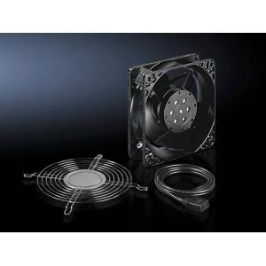 Ventilaator Rittali rackile 119x119x25mm
