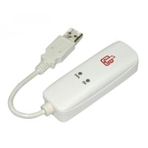 Võrgukaart: USB 2.0 - RJ11 telefon / In...
