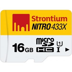 Mälukaart Nitro Micro SDHC 16GB, Class1...