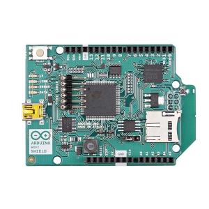 Arduino WiFi Shield, uFL antennikonnektoriga