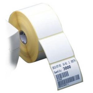 57x51mm, 1360 adhesive labels roll, for printer 8301095