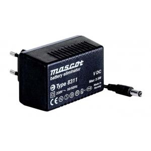 Toiteplokk plug-in 15VDC 0,15A 2,5W sisend 230VAC