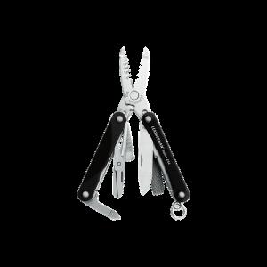 Multitööriist Leatherman SQUIRT ES4, 13 tööriista, must