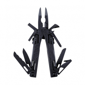 Multitööriist Leatherman OHT, must, pruuni vöökotiga, karbis
