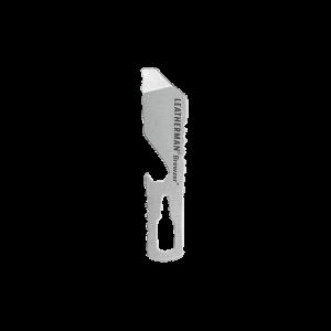 Pudeliavaja-võtmehoidja Leatherman BREWZER, hõbe