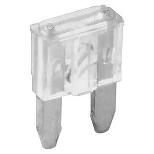 Auto kahvelkaitse mini 25A, läbipaistev