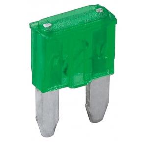 Auto kahvelkaitse mini 30A, roheline