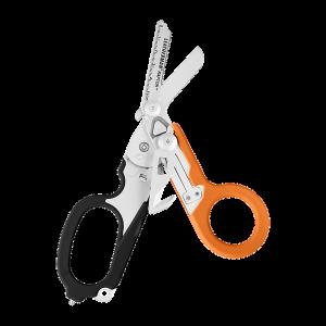 Käärid Leatherman RAPTOR, 6 tööriista, must-oranž, hoidik