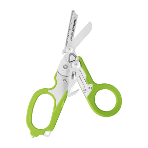 832336 Käärid Leatherman RAPTOR, 6 tööriista, roheline, molle hoidik