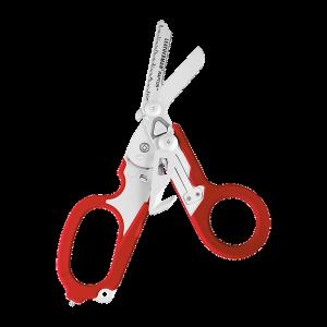 Käärid Leatherman RAPTOR, 6 tööriista, punane, hoidik